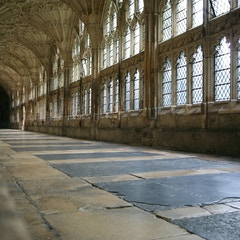 West Cloister Gallery