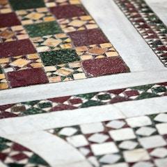 Cosmatesque Floor (c. 1150)