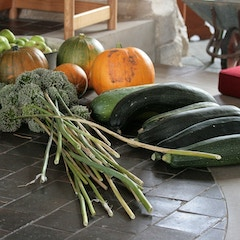 Decorations for Harvest Time