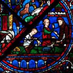 Joseph Window 2: Bankers