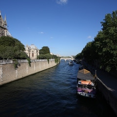 The Mighty Seine