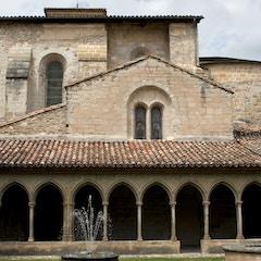 Cloister and Church