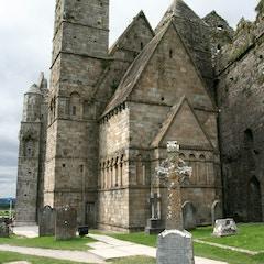 Exterior of Cormac's Chapel