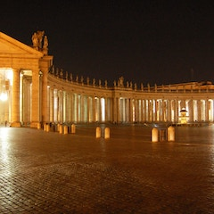 South Colonnade of St. Peter's Square