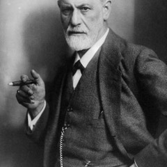 Sigmund Freud in 1922