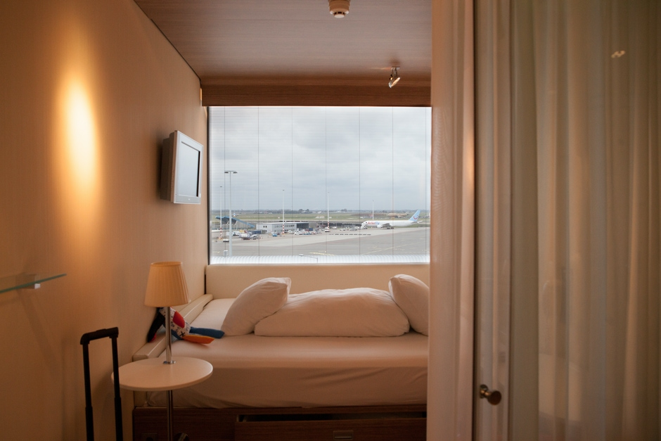 Room with Airport View