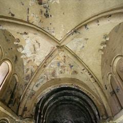 Cormac's Chapel: Apse Vault