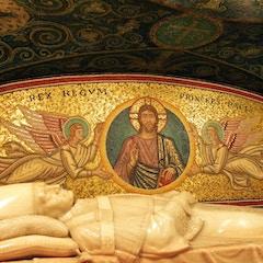 Tomb of Pope Pius XI (d.1939)