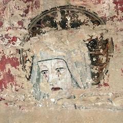 Wall Painting: Pieta