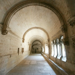 Cloister North Gallery