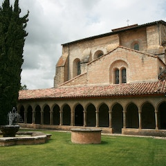 Cloister and Church