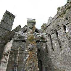 Cross, Choir and Cormac's Chapel