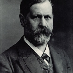Sigmund Freud in 1905