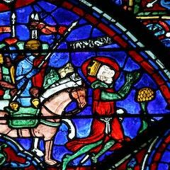 Charlemagne Window: