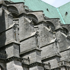 South Buttresses