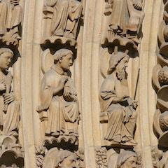 Last Judgment Portal (c.1230): Archivolt