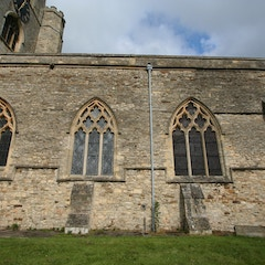 South Exterior of Chancel
