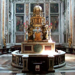 Sistine Chapel (1585)