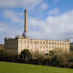 Bliss Tweed Mill, Chipping Norton