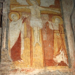 Fresco: The Crucifixion (9C)