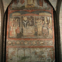 Fresco: Legend of Sisinnius