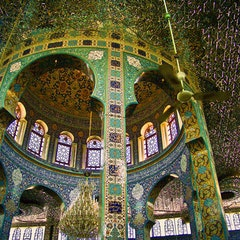 Shrine of Sayidda Zeinab