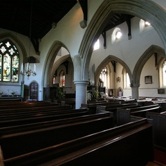 North Aisle from Entrance