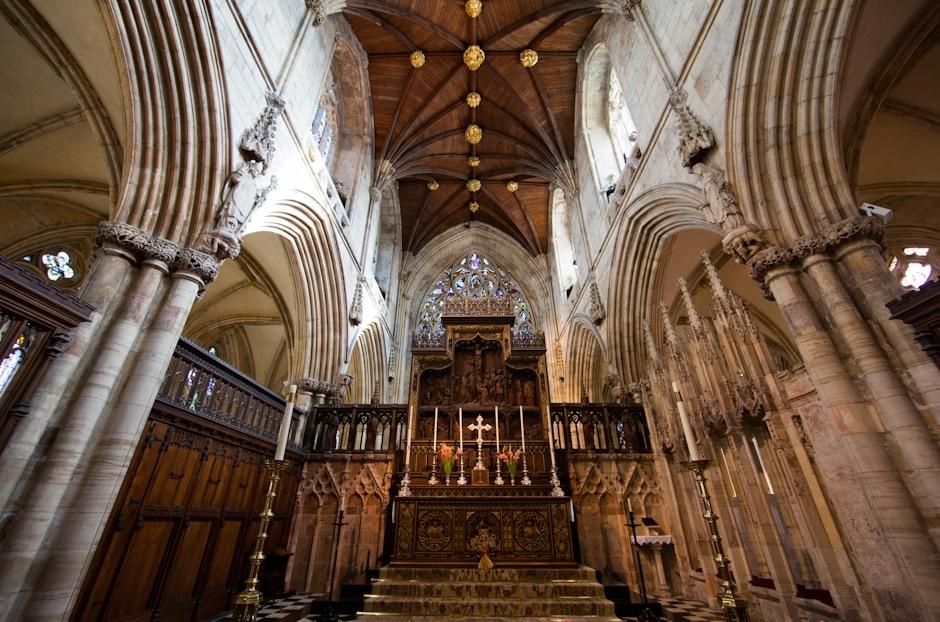 Selby Abbey: High Altar