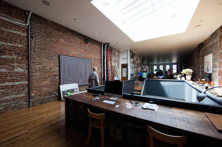 Top Floor: Office