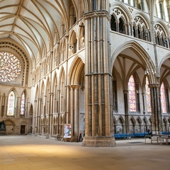 South Transept and Nave