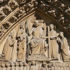 Last Judgment Portal: Christ in Majesty
