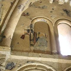 Cormac's Chapel: Apse Wall