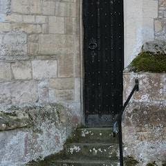 Door at Base of Tower