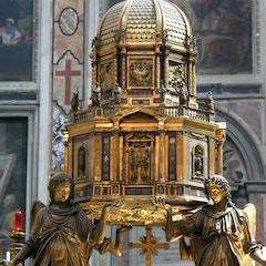 Sistine Chapel: Ciborium