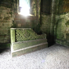 Cormac's Chapel: Sarcophagus