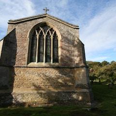 East Window of Chancel