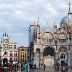 Basilica of St. Mark, Venice
