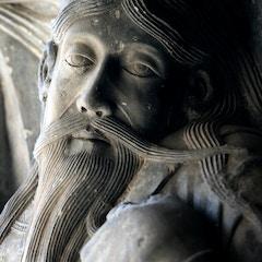 South Portal (1120-25): Jeremiah