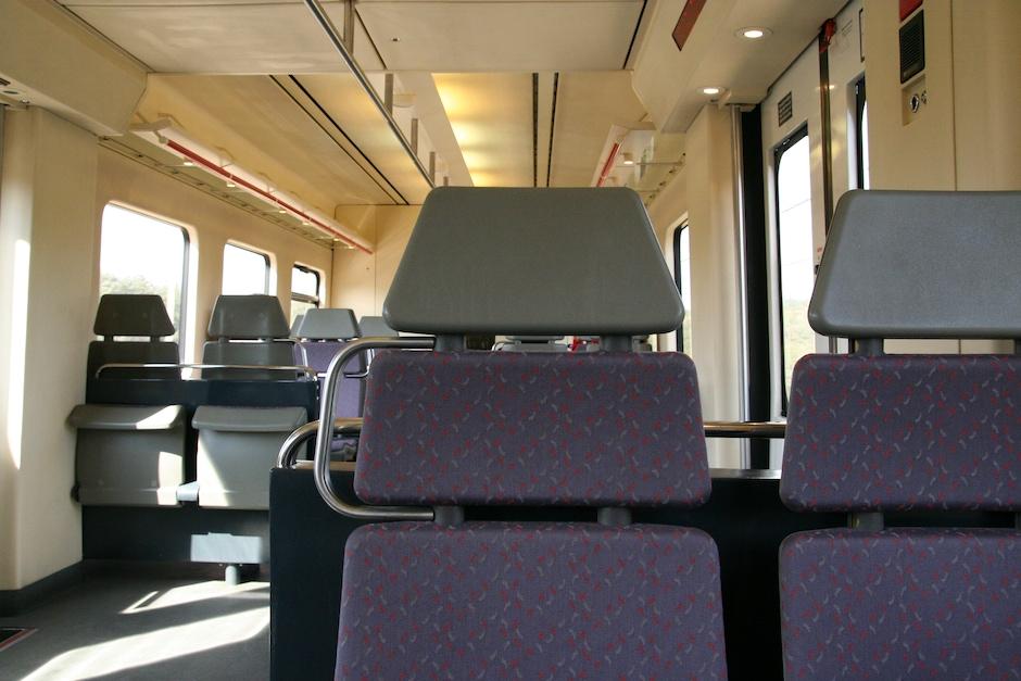 Train to Segovia