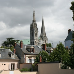 Spires and Rooftops