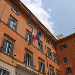 Adjoining Buildings on Piazza Della Minerva