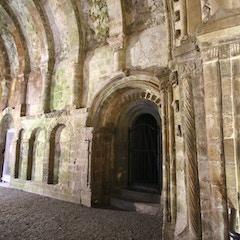 Cormac's Chapel: North Portal