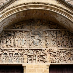 Last Judgment Tympanum