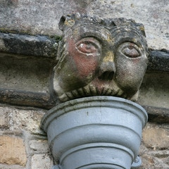 Gargoyle on North Exterior of Nave