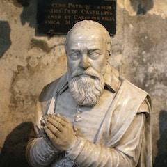 Statue of Pierre Jeannin