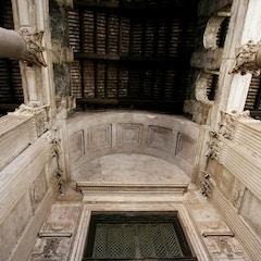 Portico Interior