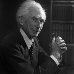 Portrait of Bertrand Russell (1949)