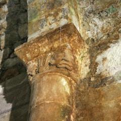 Capital in Cormac's Chapel