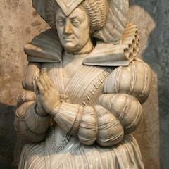 Statue of Anne Gueniot