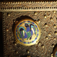 Reliquary of Saint Foy (c.1100)
